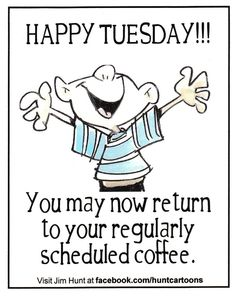 tuesdaycoffee